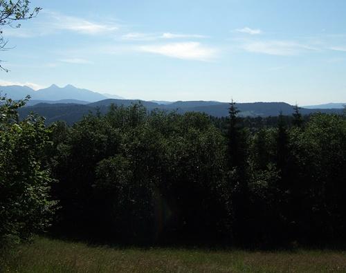Tatra-Blick