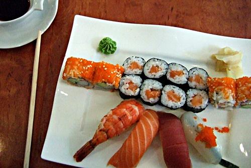 M10 im Chi Sushi