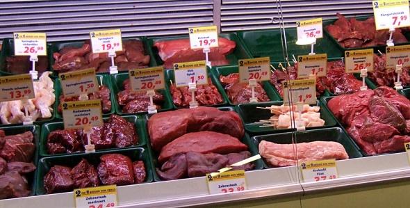 Fleischfachverkäuferinnen Paradies (Klick=Vergrößern)