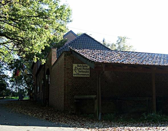 Haus Waldesruh, Hinsbeck