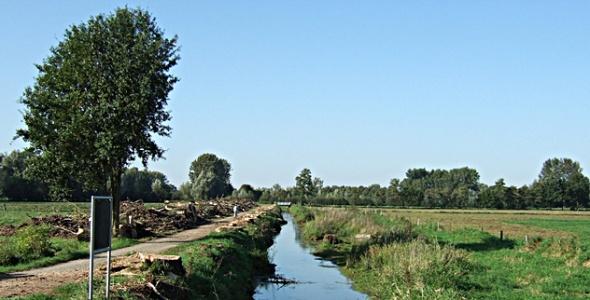 Zweigkanal, zwischen Oedt und Süchteln