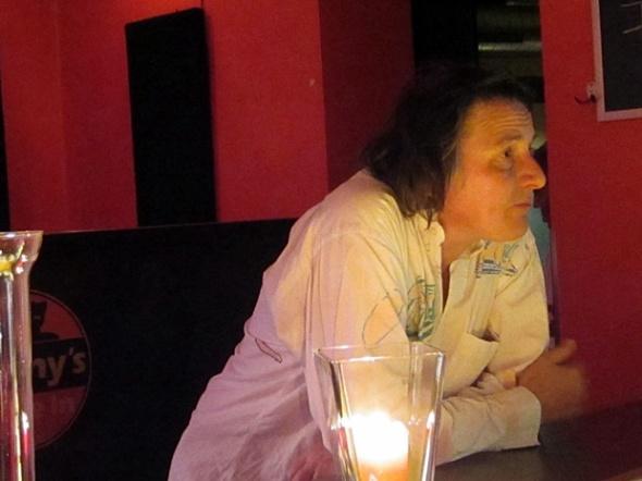 Janie bei Conny