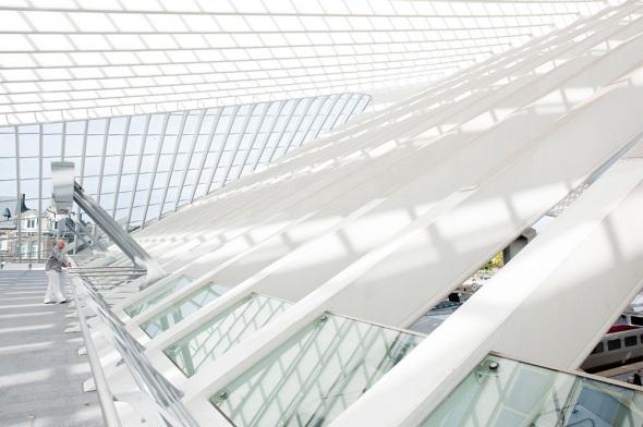 Calatrava und ich