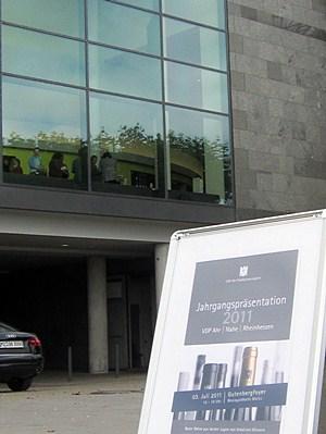 VDP-Verkostung in Mainz