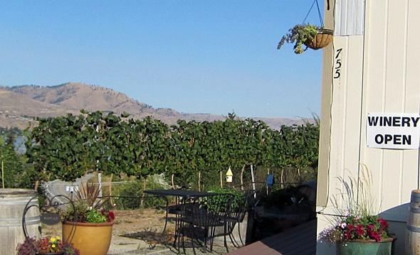 chelan estate winery